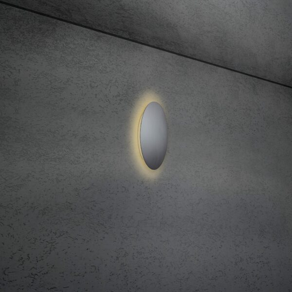 Escale Blade Wand- und Deckenleuchte Anthrazit 24cm