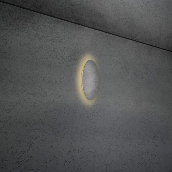 Escale Blade Wand- und Deckenleuchte Betonoptik 24cm