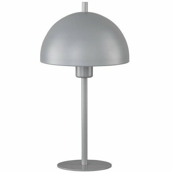 Schöner Wohnen Kollektion Tischleuchte Kia Grau