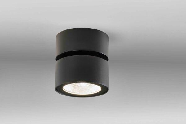 Lupia Licht Deckenleuchte Bloc MN Schwarz