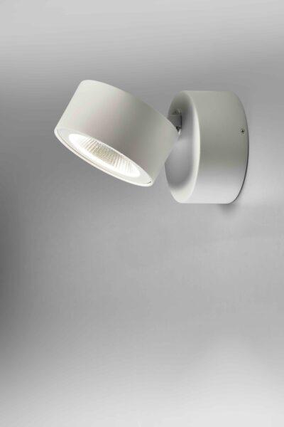Lupia Licht Deckenleuchte Bloc MN Weiß