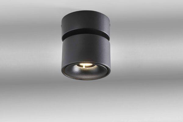 Lupia Licht Deckenleuchte Bloc SN Schwarz