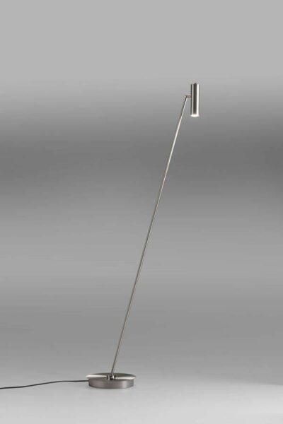 Lupia Licht Stehleuchte Crane Nickel matt