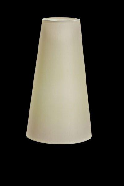 Holtkötter Stehleuchte 6354, Schirm Champagner