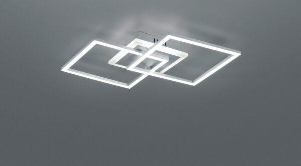 Reality Deckenleuchte Venida quadratisch - Lampen & Leuchten