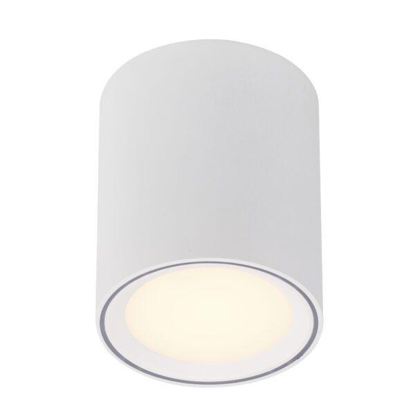 Nordlux Deckenleuchte Fallon Long Weiß/Weiß