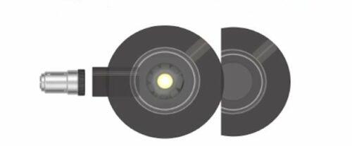 LEDES ClipLED-Modul für Occhio Puro B_C