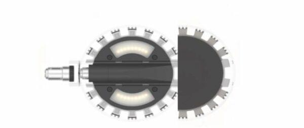 LEDES ClipLED für Occhio Sento B