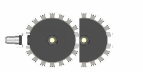 LEDES ClipLED für Occhio Sento D