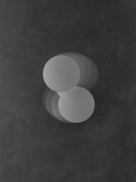 Lodes Außenleuchte Puzzle Round Double Detail 2