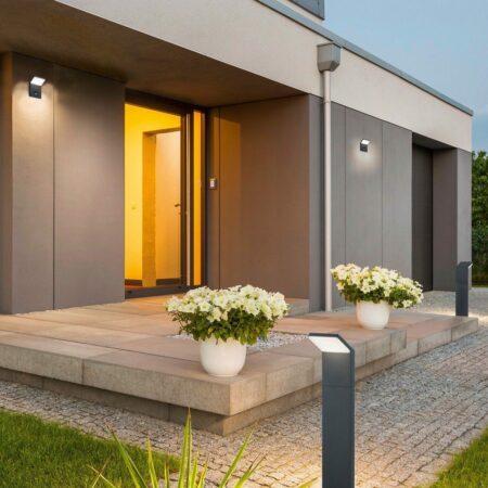 Wie Sie eine effektvolle und praktische Außenbeleuchtung planen