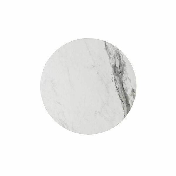 Lodes Wand- Deckenleuchte Puzzle Round Marmor Detail