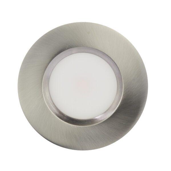 Nordlux Einbauspot Dorado 2700 K Dim Nickel