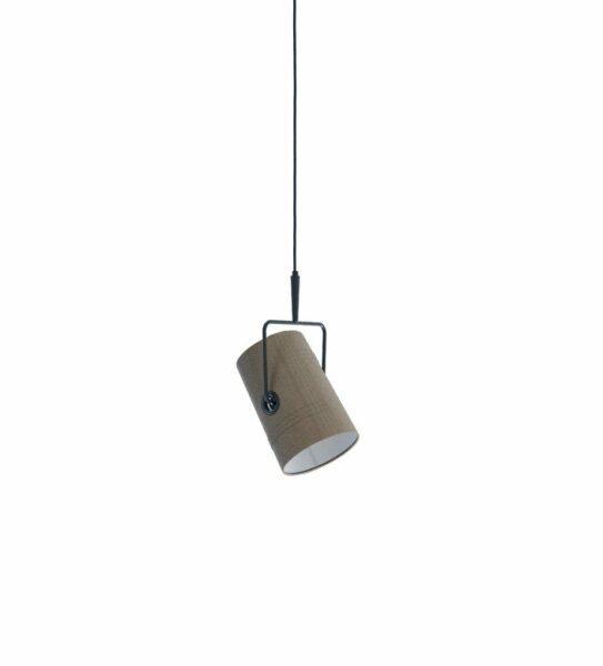 Diesel Pendelleuchte Fork Small Anthrazit/Grau