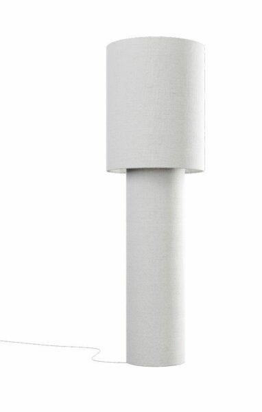 Diesel Lodes Stehleuchte Pipe Medium Weiß