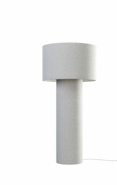Diesel Lodes Stehleuchte Pipe Large Weiß
