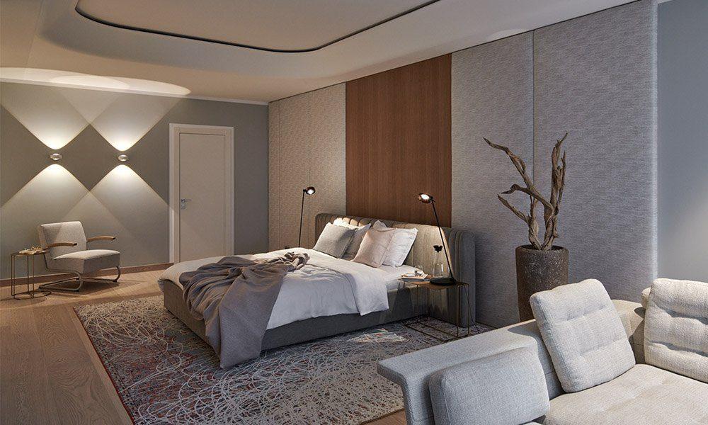 Occhio Markenseite Produktinspiration Schlafzimmer