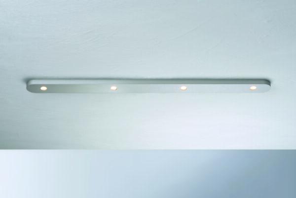 Bopp Deckenleuchte Close Aluminium eloxiert