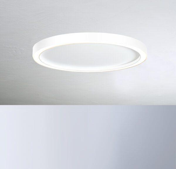 Bopp Deckenleuchte Aura groß Weiß/Weiß