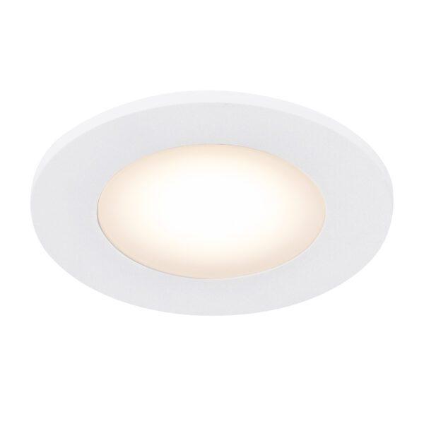 Nordlux Deckenleuchte Leonis Weiß