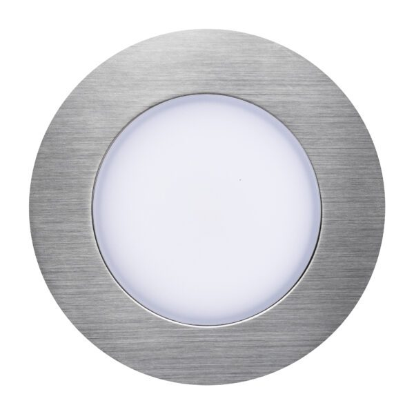 Nordlux Deckenleuchte Leonis Nickel