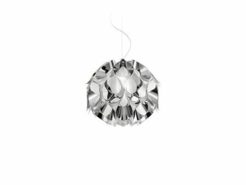Slamp Pendelleuchte Flora Silber
