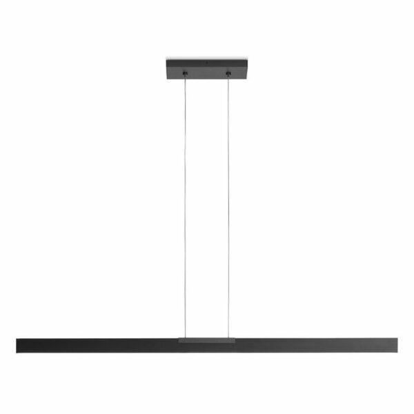 Bopp Pendelleuchte Nano 140 cm Schwarz