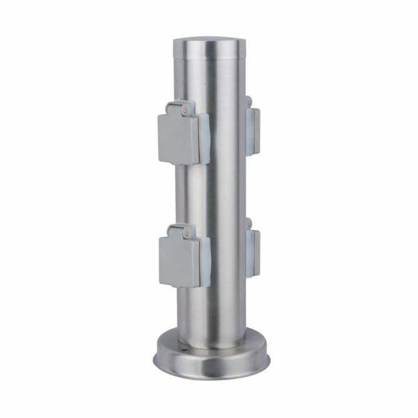 Nordlux Steckdosensäule Außenbereich Power Socket 4 RS