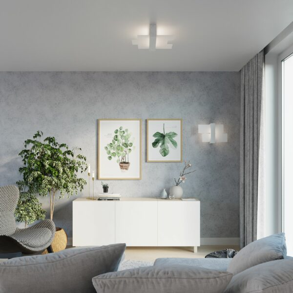 Sollux Lighting Deckenleuchte Feniks 2 - Lampen & Leuchten