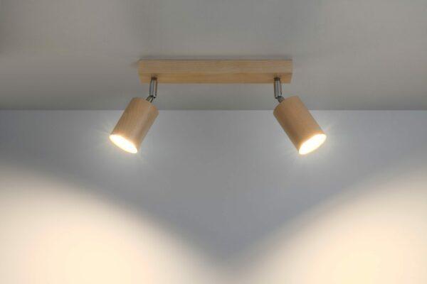 Sollux Lighting Deckenleuchte Berg 2